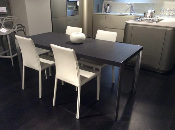 Tavolo trim allungabile dada tavoli e sedie