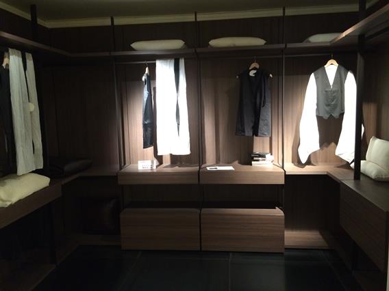 Cabine Armadio Outlet : Cabina armadio hangar lema zonna notte