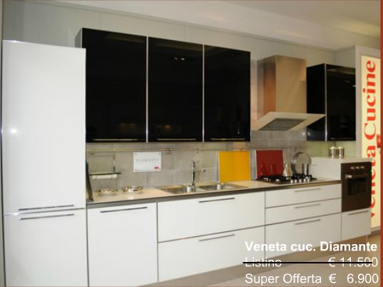 Cucina diamante veneta cucine cucine for Euro arredamenti olbia