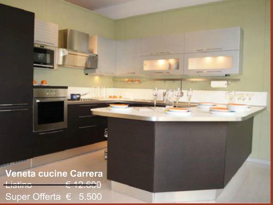 Cucina Carrera Veneta Cucine - Cucine