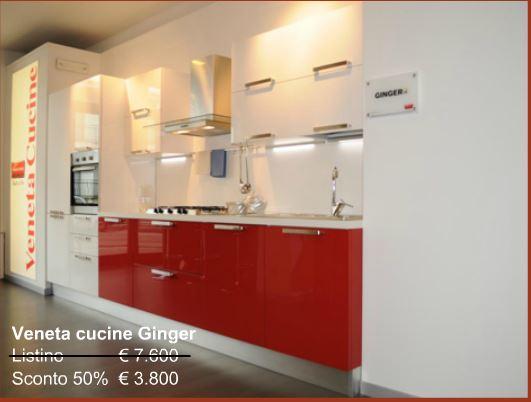 Cucina ginger veneta cucine cucine for Euro arredamenti olbia