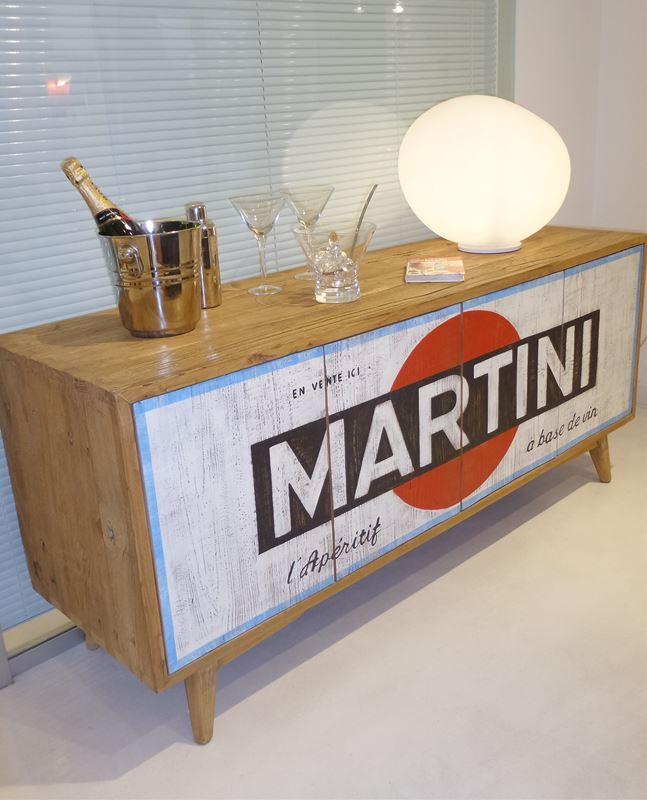 Credenza martini soggiorni for Ferroni sassari